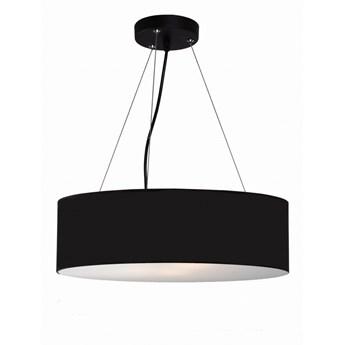 Delos wisząca czarna lampa wisząca 2 x 60W E27 nowoczesna czarna akryl design  Light Prestige LP-8144/1P BK