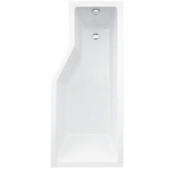 Wanna narożna Integra, 150x75 cm, prawa, biała