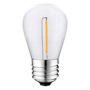 Żarówka Filamentowa LED 0,5W ST45 E27 barwa ciepła 2700K do girland EKZF4946
