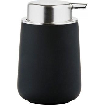Dozownik na mydło Nova 250 ml czarny