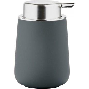 Dozownik na mydło Nova 250 ml szary - grey