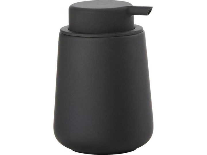 Dozownik na mydło Nova One 250 ml czarny