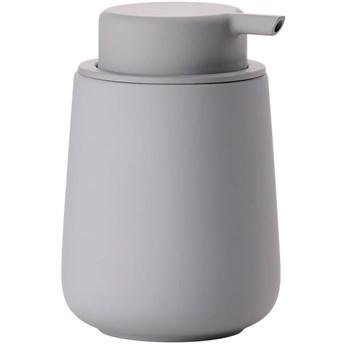 Dozownik na mydło Nova One 250 ml szary - gull grey