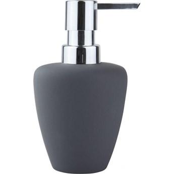 Dozownik na mydło Soft 230 ml szary