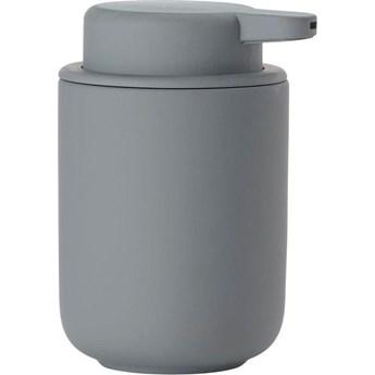 Dozownik na mydło Zone Ume 250 ml szary - grey