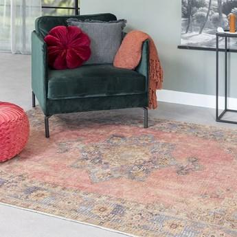 Dywan Snovie 160x230 cm różowy