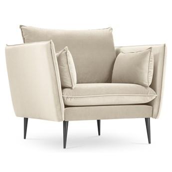 Fotel Agate 78x97 cm beżowy