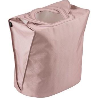 Kosz na pranie Zone 60 L różowy