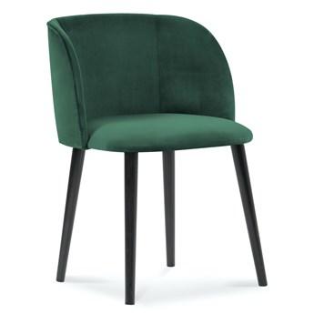 Krzesło Nawajo 55x80 cm butelkowa zieleń