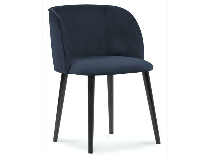 Krzesło Nawajo 55x80 cm ciemnoniebieskie