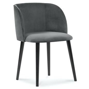 Krzesło Nawajo 55x80 cm ciemnoszare