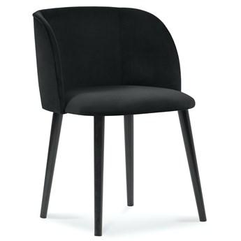 Krzesło Nawajo 55x80 cm czarne