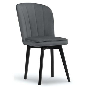 Krzesło Skarn 50x93 cm ciemnoszare