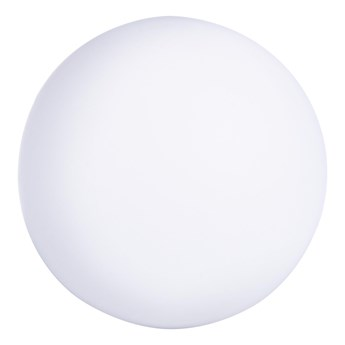 Lampa ogrodowa Ball Pool ∅40 cm biała