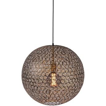 Lampa wisząca Doxie Ø50 cm czarna