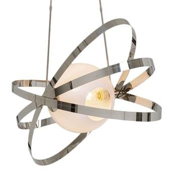 Lampa wisząca Planet Rings 118x140 cm