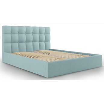 Łóżko Phaedra 140x200 cm jasnoniebieskie