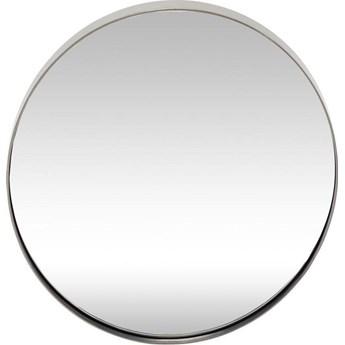 Lustro Iron ∅40 cm srebrne