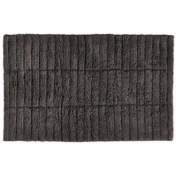 Mata łazienkowa Tiles 80x50 cm antracytowa
