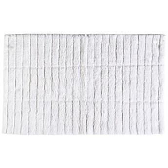 Mata łazienkowa Tiles 80x50 cm biała