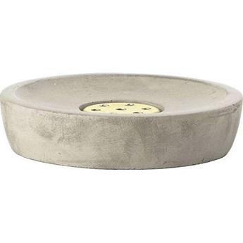 Mydelniczka Saxo 10,5 cm szara