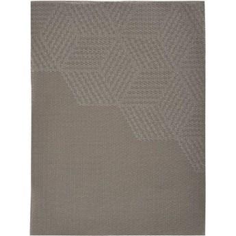 Podkładka na stół Hexagon 40x30 cm taupe