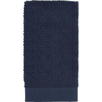 Ręcznik łazienkowy Classic 100x50 cm granatowy