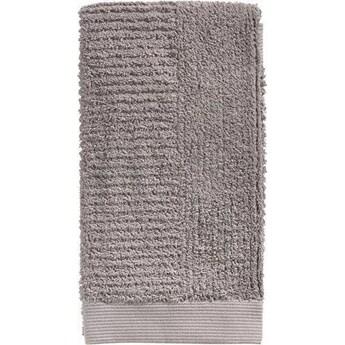 Ręcznik łazienkowy Classic 100x50 cm szarobeżowy