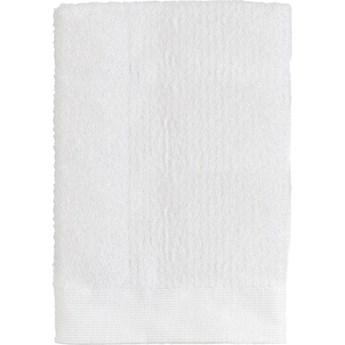 Ręcznik łazienkowy Classic 70x50 cm biały