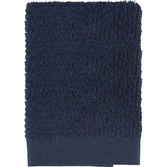 Ręcznik łazienkowy Classic 70x50 cm granatowy