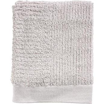 Ręcznik łazienkowy Classic 70x50 cm jasnoszary