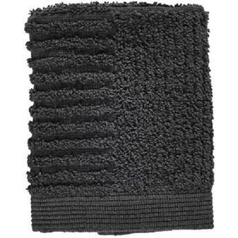 Ręcznik Zone Classic 30x30 cm antracytowy