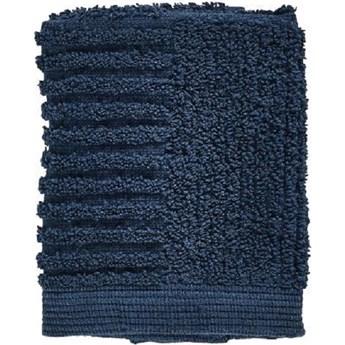 Ręcznik Zone Classic 30x30 cm granatowy