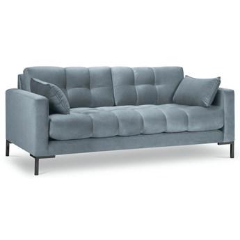 Sofa 3-os. Mamaia 177 cm niebieska