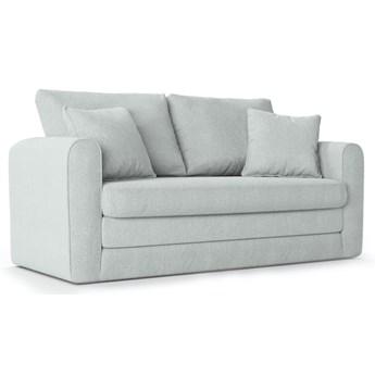 Sofa rozkładana 2-os. Lido 158 cm pastelowy niebieski