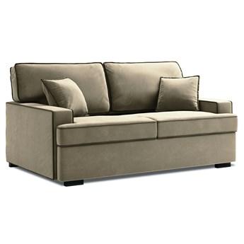 Sofa rozkładana 2-os. Massi 178 cm beżowa