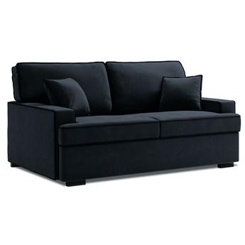 Sofa rozkładana 2-os. Massi 178 cm ciemnoniebieska