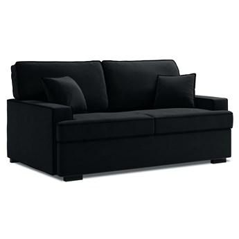 Sofa rozkładana 2-os. Massi 178 cm czarna