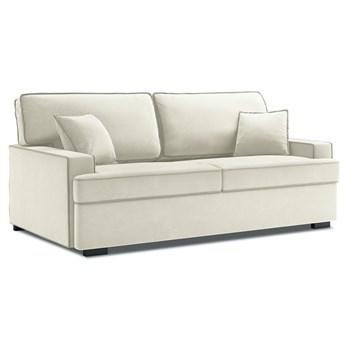 Sofa rozkładana 2-os. Massi 178 cm jasnobeżowa