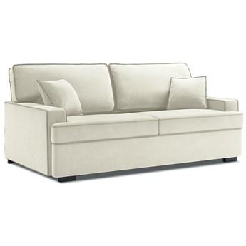 Sofa rozkładana 3-os. Massi 198 cm jasnobeżowa