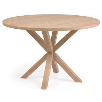 Stół Arya ∅120 cm brązowy