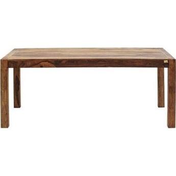 Stół Authentico 180x90 cm brązowy