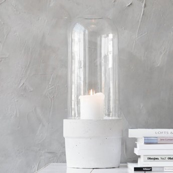 Świecznik Planter 19x25 cm