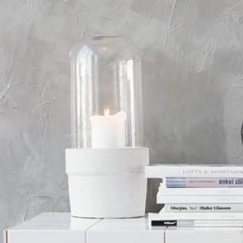 Świecznik Planter 19x32 cm