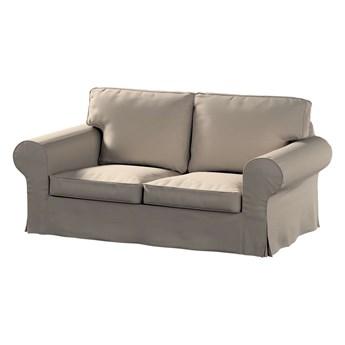 Pokrowiec na sofę Ektorp 2-osobową, nierozkładaną, ciepły szary, 173 x 83 x 73 cm, Living