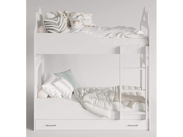 Łóżko piętrowe Evert Rozmiar materaca 80x160 cm