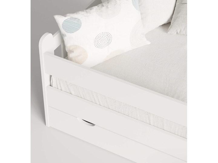 Łóżko Nils Rozmiar materaca 70x140 cm