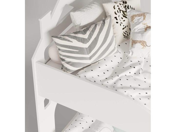 Łóżko piętrowe Evert Rozmiar materaca 80x160 cm Kategoria Łóżka dla dzieci