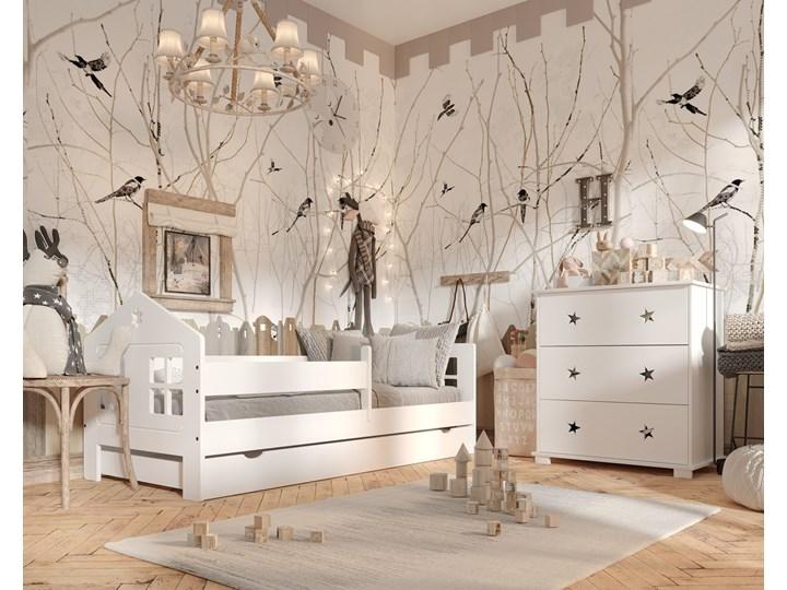 Łóżko dziecięce Axel Rozmiar materaca 70x140 cm