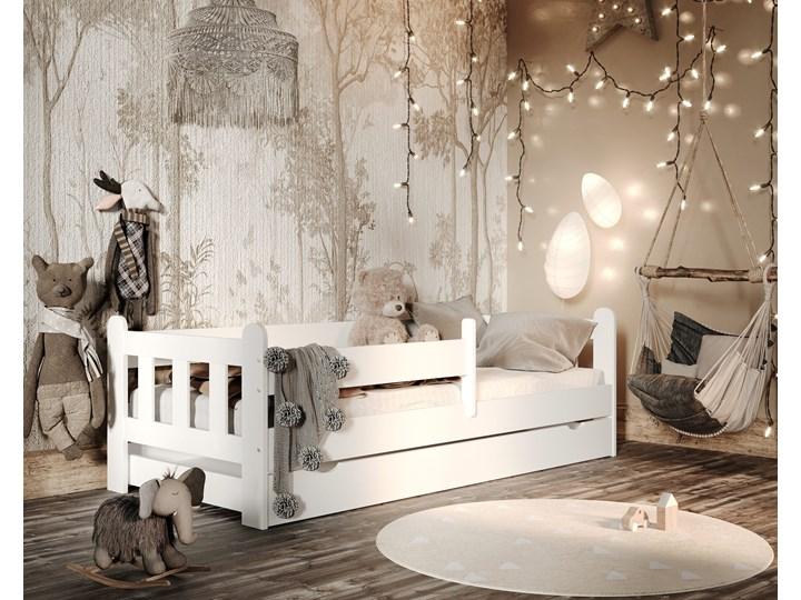 Łóżko Nils Rozmiar materaca 80x160 cm Rozmiar materaca 80x180 cm